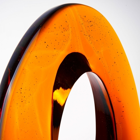 Oval (Amber)