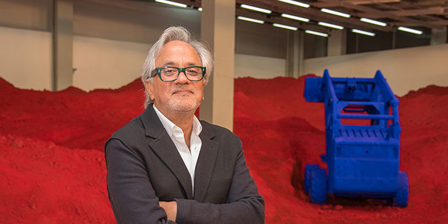 Anish Kapoor famous artists