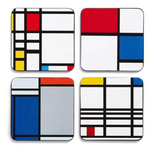 City in Germany Rejects Claim for Mondrian Paintings