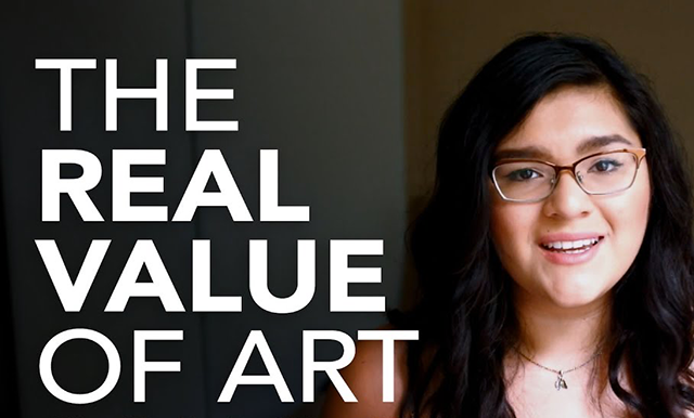 The Real Value of Art