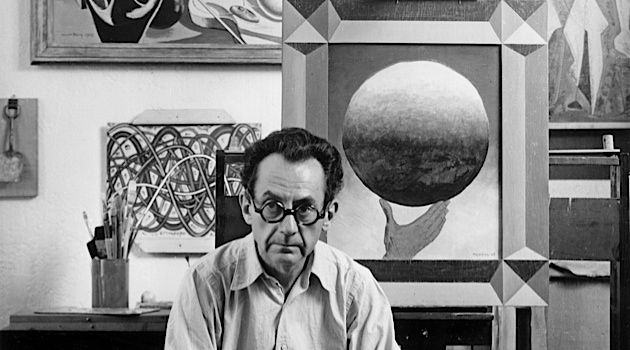 Man Ray famous abstract artist Surrealist