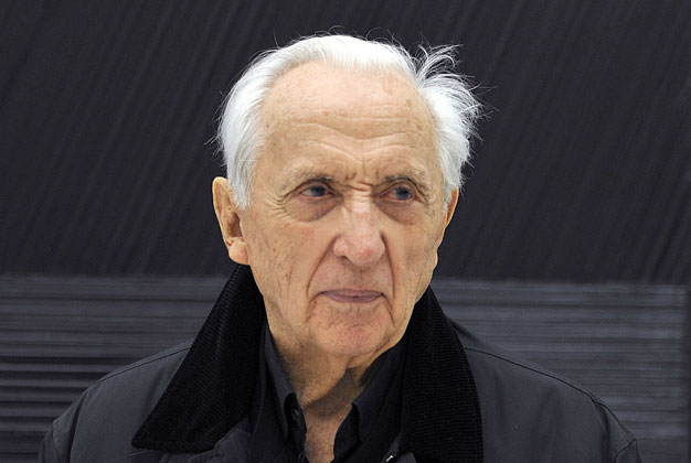 Pierre Soulages famous abstract artist the painter of black
