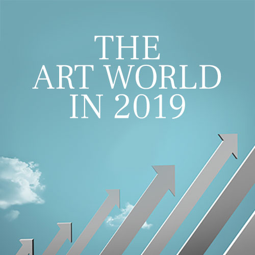 Trends impacting the art world in 2019