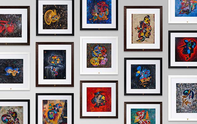 Modern prints