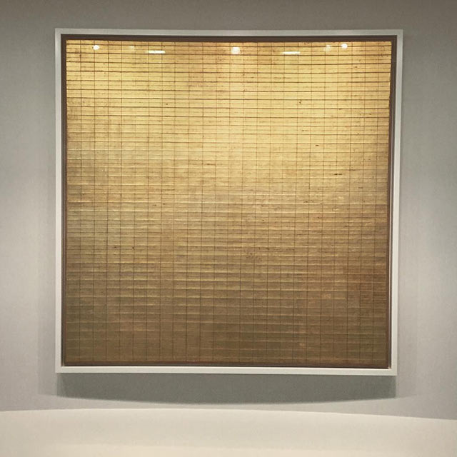 Agnes Martin Friendship