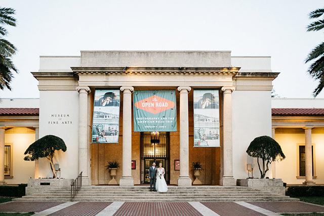 Museum of fine arts St Petersburg