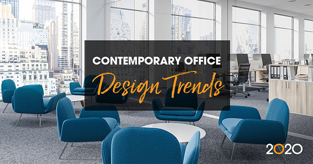 Commercial Interior Design Trends 2020