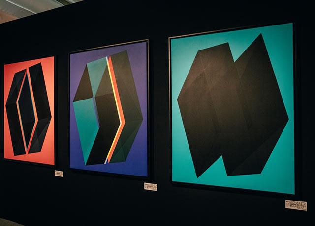 Cube Éclosions Géométriques #1
