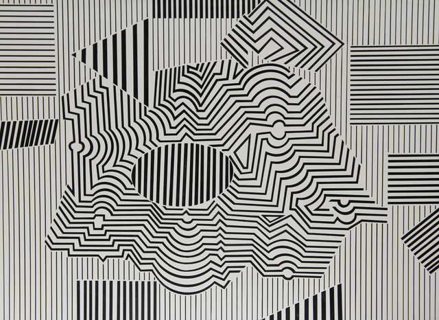 Victor Vasarely | Operenccia (1954-1986)