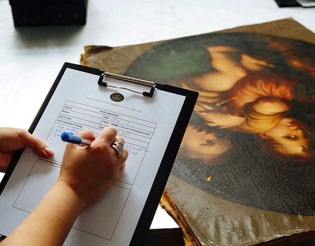 Art Condition Assessment