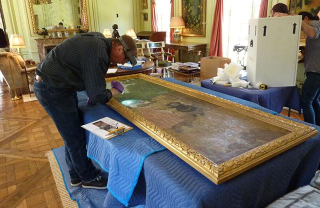 Consider an Art Condition Assessment