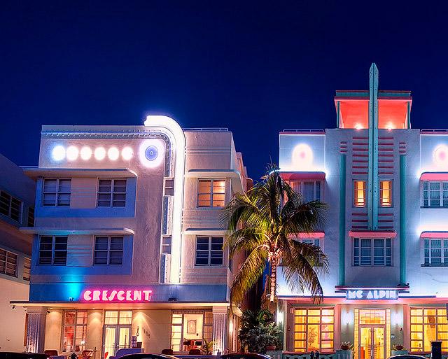Art Deco Miami—South Beach