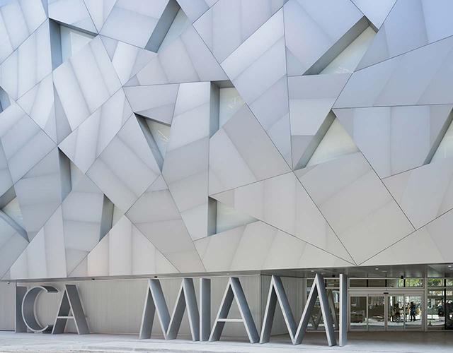 Miami's Institute of Contemporary Art