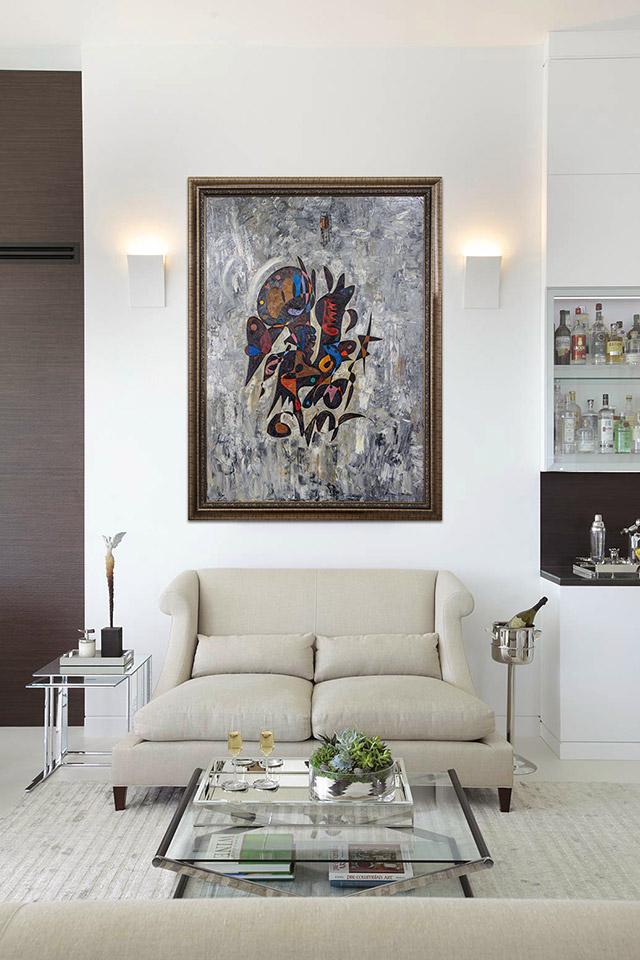 Where to Hang Your Wall Art