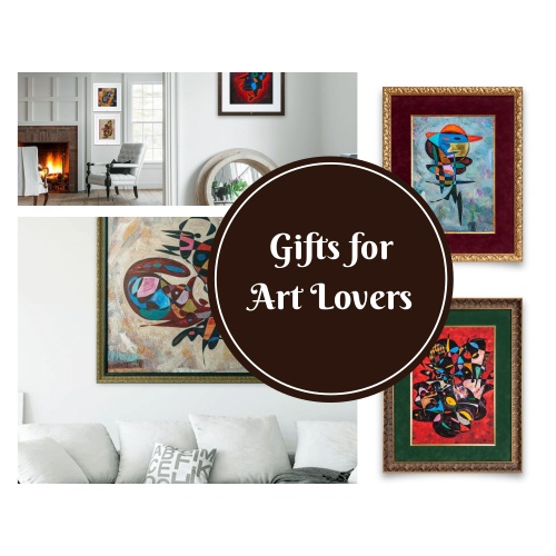 Best Gifts for Art Lovers