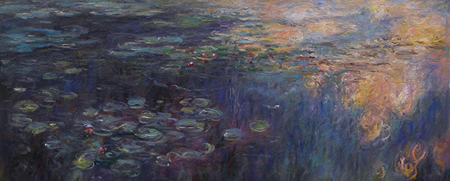 Nympheas (Water Lilies) (1920-1926)