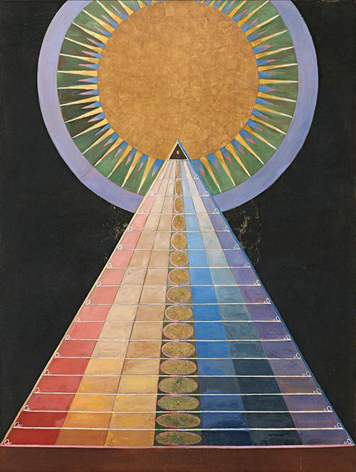 Group X, No. 1, Altarpiece