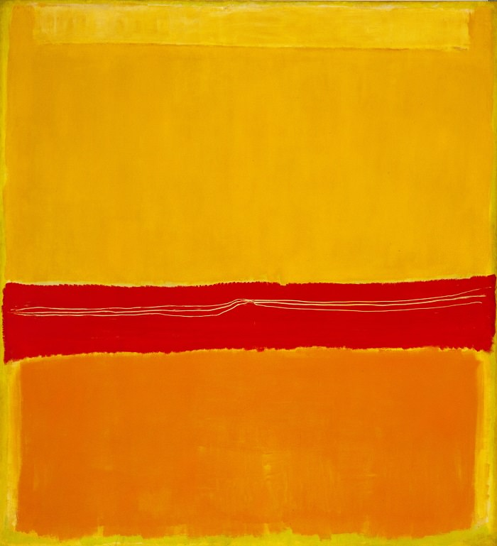 Abstract Expressionist Rothko