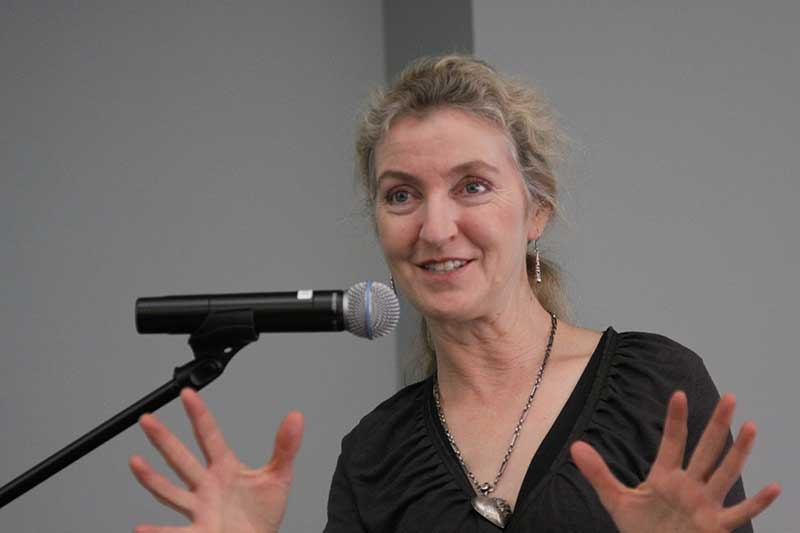 rebecca solnit writer and art critic