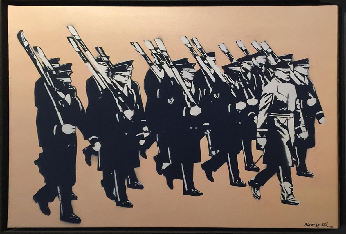 The Bombing Squad - Blek le Rat